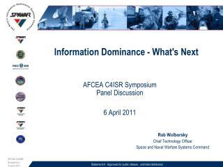 Information Dominance - What's Next