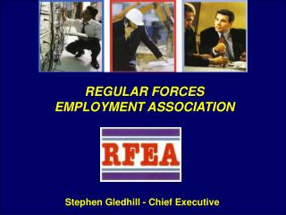 REGULAR FORCES  EMPLOYMENT ASSOCIATION