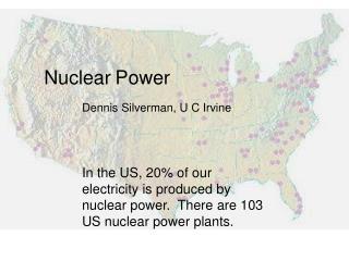 California related reactors