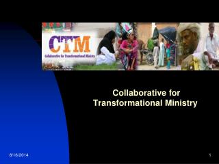 Collaborative for Transformational Ministry