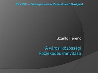 Szántó Ferenc