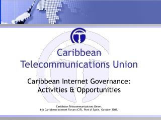 Caribbean Telecommunications Union