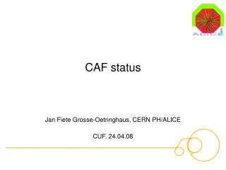 CAF status