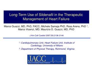 1 : Cardiopulmonary Unit, Heart Failure Unit, Institute of Cardiology, University of Milano
