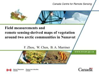 Canada Centre for Remote Sensing
