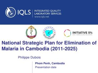 National Strategic Plan for Elimination of Malaria in Cambodia (2011-2025)