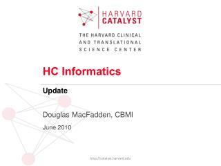 HC Informatics