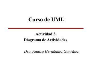 Curso de UML