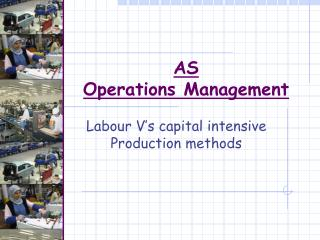 AS  Operations Management