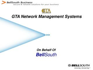 GTA Network Management Systems