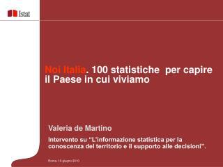 Valeria de Martino