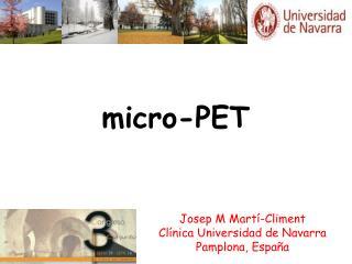 micro-PET