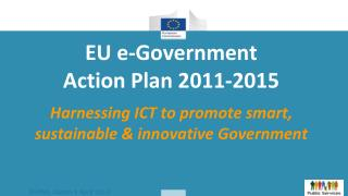 EU e-Government  Action Plan 2011-2015