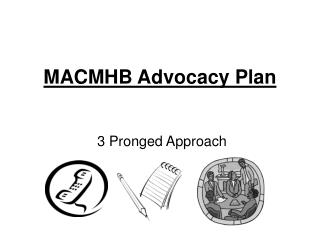 MACMHB Advocacy Plan