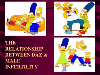 THE RELATIONSHIP BETWEEN DAZ & MALE INFERTILITY