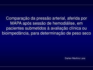 Darlan Martins Lara