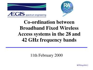 11th February 2000
