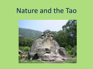 Nature and the Tao
