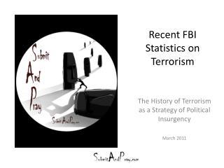 Recent FBI Statistics on Terrorism