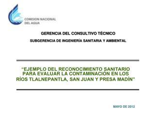 GERENCIA DEL CONSULTIVO TÉCNICO SUBGERENCIA DE INGENIERÍA SANITARIA Y AMBIENTAL