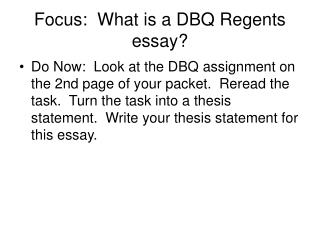 ap lang synthesis essay powerpoint