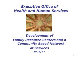 Executive Office of  Health and Human Services Development of