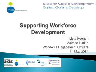 Supporting Workforce Development