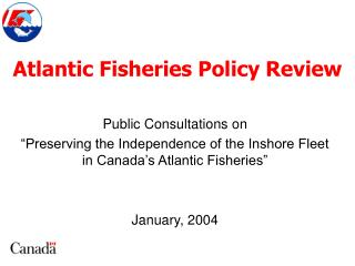 Atlantic Fisheries Policy Review