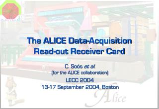 The ALICE Data-Acquisition Read-out Receiver Card