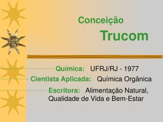 Química:    UFRJ/RJ - 1977