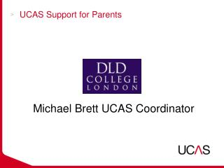 UCAS Support for Parents