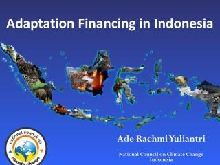 Adaptation Financing in Indonesia