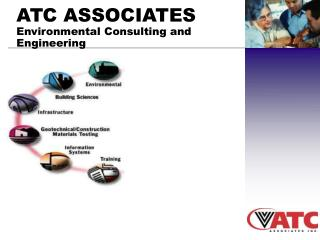 ATC ASSOCIATES  Environmental Consulting and Engineering