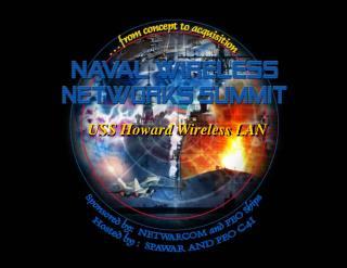 USS Howard Wireless LAN