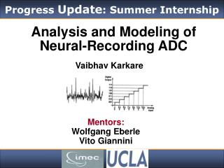 Analysis and Modeling of Neural-Recording ADC