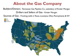 About the Gas Company