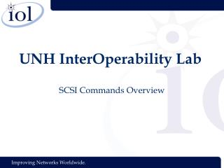 UNH InterOperability Lab
