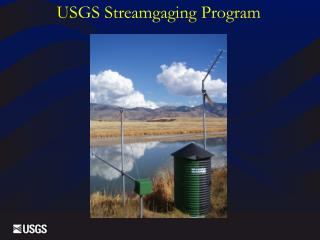 USGS Streamgaging Program
