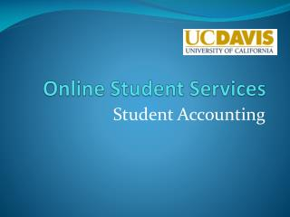 Online Student Services
