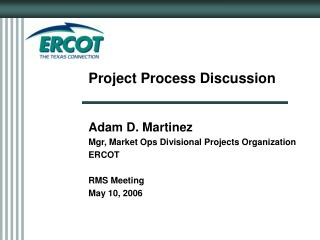 Project Process Discussion