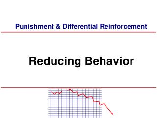 Reducing Behavior