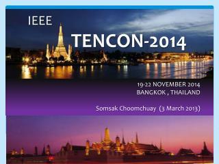 IEEE  TENCON-2014