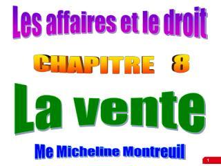 Me Micheline Montreuil