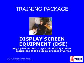 TRAINING PACKAGE