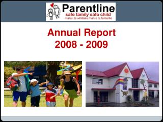 to download the Annual Report 2008 - Parentline