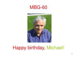 MBG-60