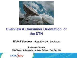 Pay  TV Platforms  & the DTH