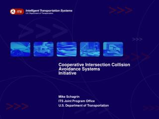 Cooperative Intersection Collision Avoidance Systems Initiative