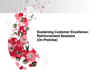 Sustaining Customer Excellence: Reinforcement Sessions (On-Premise)