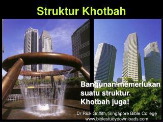 Struktur Khotbah